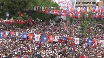 Cumhurbaşkanı Erdoğan: 'Zigana Tünelini önümüzdeki yıl bitiriyoruz' - TRABZON