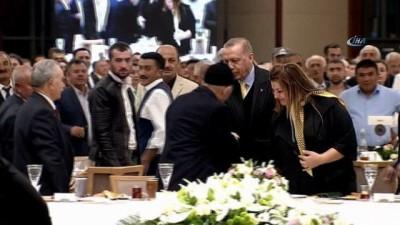 """Cumhurbaşkanı Recep Tayyip Erdoğan: """"Biz terörist değil, biz bu ülkenin hizmetkarı olacak bir nesil yetiştirmeye çalışıyoruz"""""""