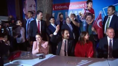Erdoğan'dan Tiryakizade Kıraathanesi'ne ziyaret - ESKİŞEHİR