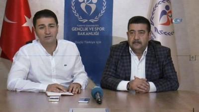 Gaziantep'teki 39 amatör spor kulübüne 232 bin TL destek