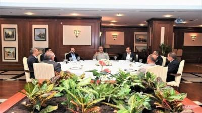 Genelkurmay Başkanı Orgeneral Akar, güvenlik korucuları ile iftarda bir araya geldi