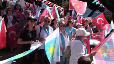 İYİ Parti'nin Amasya mitingi - AMASYA