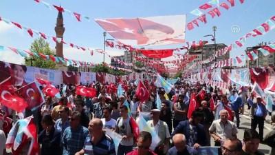 İYİ Parti'nin Sivas mitingi