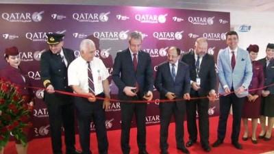 destina -  Katar'dan Antalya'ya direkt uçuşlar başladı