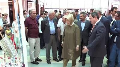 Öznur Çalık: 'Hedefimiz 350 milletvekilini Meclise taşımak' - MALATYA