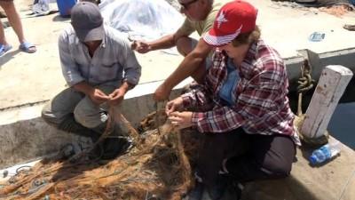 Saros Körfezi yerel balıkçılarından trollere tepki