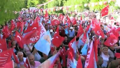 Tezcan: 'Beş yıl içerisinde Türkiye'de işsizliğin sonunu getireceğiz' - ÇORUM