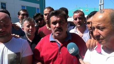 75 gündür maaş alamayan işçiler çaresizce bekliyor