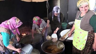 800 yıldır çorba dağıtılan türbe - KASTAMONU