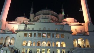 Ankara'da son teravih