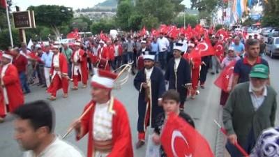 Bakan Elvan: 'Tek derdimiz milletimizin bekası, milletimizin geleceğidir'