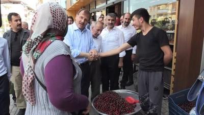 Başbakan Yardımcısı Çavuşoğlu: 'Dışarıda kurduğunuz bir kirli ittifak var' - BURSA