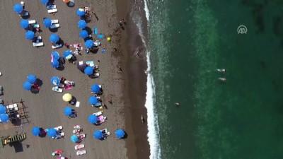 cankurtaran - 'Batı Karadeniz'in İncisi'nde tatilci bereketi - DÜZCE