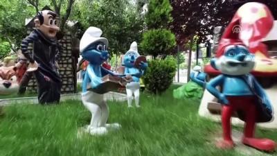 Çocuklara bayram hediyesi 'Oyuncak müzesi' - ŞANLIURFA
