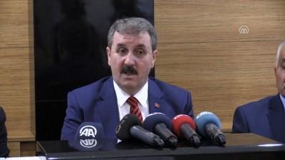 Destici: 'Avrupa ülkeleri terör örgütleri unsurları için bir liman oldu' - GAZİANTEP