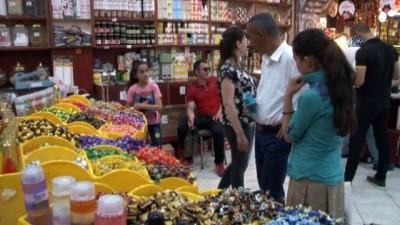 Elazığ'da bayram yoğunluğu