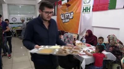 İhtiyaç sahipleri iftar sofrasında buluştu - KASTAMONU