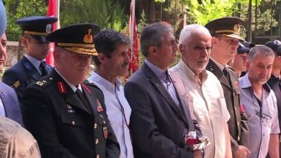 Jandarma teşkilatının 179. kuruluş yıl dönümü - BURSA