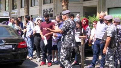 Lübnan'da Filistin yönetimi protesto edildi - BEYRUT