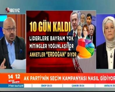 Meryem Göka: Erdoğan birinci turda seçilecek