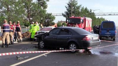 Ters yöne giren sürücü kazada yaşamını yitirdi - KAHRAMANMARAŞ