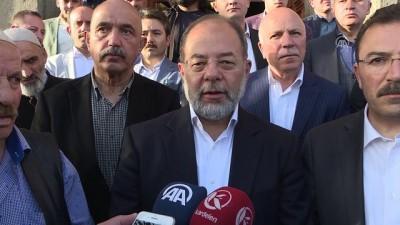 Akdağ: 'PKK'nın zulmünü görmeyen zulme ortaktır' - ERZURUM