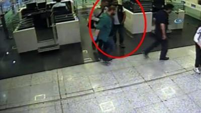 Atatürk Havalimanı'nda durumundan şüphelinin şahsın midesinde 1100 gram kokain çıktı