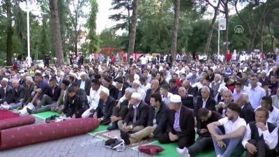 Balkanlar'da Ramazan Bayramı coşkusu - TİRAN