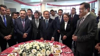 Başbakan Yardımcısı Bozdağ'ın bayram ziyaretleri - YOZGAT