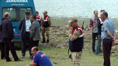 lise ogrencisi - Göle giren 2 lise öğrencisi boğuldu - ERZURUM