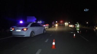 Nevşehir'de trafik kazası: 16 yaralı