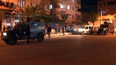 Polis'in durdurduğu araç cephanelik çıktı
