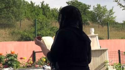 Şehit ailesinin buruk bayramı - EDİRNE