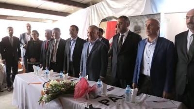 Bakan Arslan'dan Doğu Anadolu'ya 6 tünel müjdesi - AĞRI