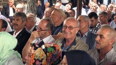 Bakan Eroğlu: 'CHP Atatürk'ün partisi olmaktan tamamen çıktı' - AFYONKARAHİSAR