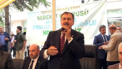 Bakan Eroğlu: 'Düşmanın tek hedefi var Türkiye'yi yıkmak' - AFYONKARAHİSAR