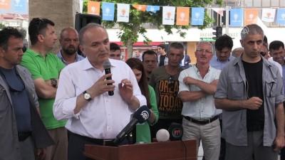 Bakan Özlü: 'Türkiye yatırımla büyüyor' - DÜZCE
