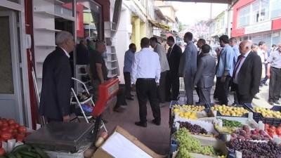 Bakan Tüfenkci: 'Bu tercih geleceğimizi, Türkiye'yi etkileyecek' - MALATYA