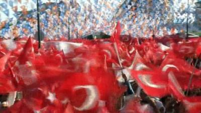 """Başbakan Binali Yıldırım: """"Bizi şehir şehir meydan meydan gezdiren aynı Kuva-i Milliye ruhudur"""""""