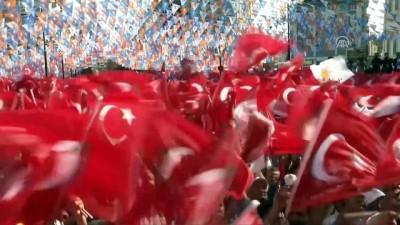 Başbakan Yıldırım: ''Millet olarak biz, istikbalimizi kurtaracak yeni bir değişimi gerçekleştiriyoruz'' - SİVAS