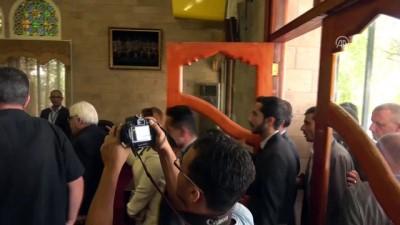 Birleşmiş Milletler Yemen Özel Temsilcisi Martin Griffith Sana'da