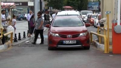 Çanakkale'de tatilcilerin yoğunluğu erken başladı