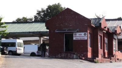 Dereköy Sınır Kapısının modernize işlemleri - KIRKLARELİ