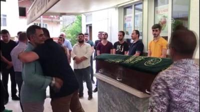 Eskişehir'deki kazada ölen üniversiteli toprağa verildi - KOCAELİ