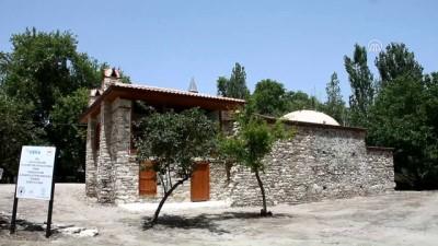 'Gladyatörler kenti'ndeki Selçuklu hamamı restore edildi - MUĞLA