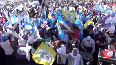 HDP Eş Genel Başkanı Temelli: '24 Haziran'da sandıklarımıza ve oyumuza sahip çıkacağız' - ŞIRNAK