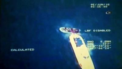 Kuşadası Körfezi'nde 30 kaçak göçmen yakalandı