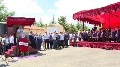 anit mezar - 9. Cumhurbaşkanı Demirel mezarı başında anıldı - ISPARTA