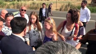 AK Parti Genel Başkan Yardımcısı Dağ: 'Selahattin Demirtaş ile beraber yol yürüyorlar' - İZMİR