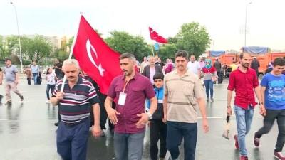 AK Parti'nin Büyük İstanbul Mitingi - detaylar - İSTANBUL